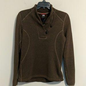 The North Face pullover fleece